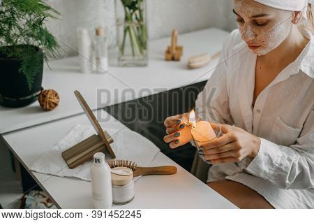 Self Care Ideas For Woman. Beauty Self Care Routine, Ways To Reduce Stress, Increase Mindfulness And