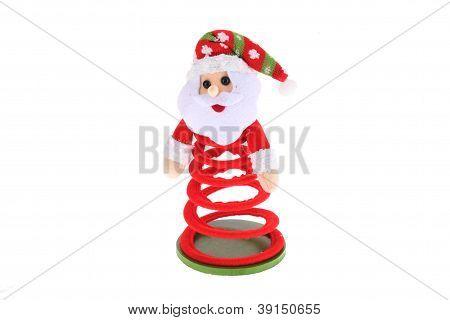 spring Santa