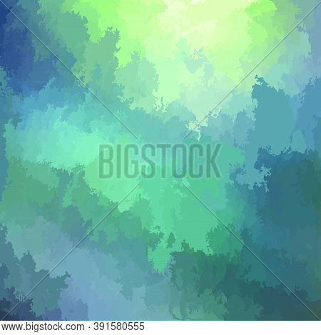 Abstract Modern Vector Background, Square Format. Digitally Generated Contemporary Wallpaper. Muted
