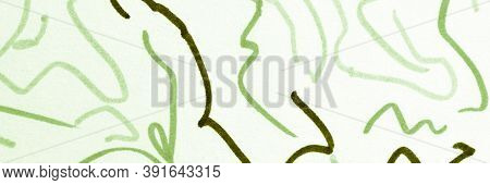 Doodle Scribble. Orange Grunge Texture. Hand Drawn Doodles. Wave Ink Stroke. Luxury Mark Scribbles D