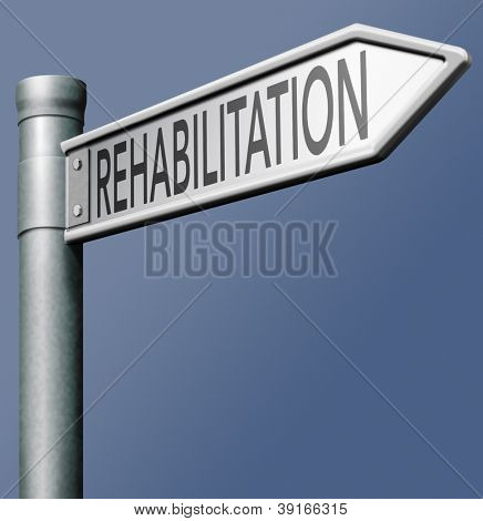 rehabilitation for drug alcohol or gambling addiction abuse creates addicts rehab treatment