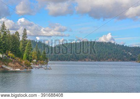 A Beautiful Getaway To Lake Coeur D'alene In Northern Idaho