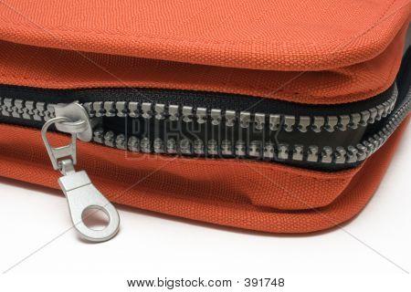 Unzipped Cd Bag