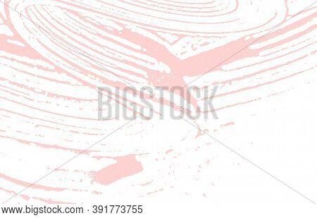 Grunge Texture. Distress Pink Rough Trace. Fabulous Background. Noise Dirty Grunge Texture. Remarkab