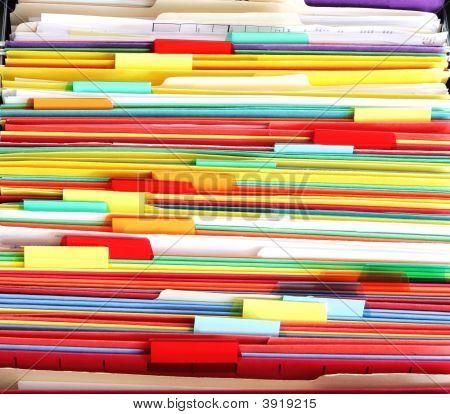Archivos de color