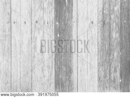 White Wooden Texture For Background Design, Wood Pattern