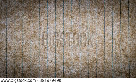 Abstract And Texture Of Old Grunge Paper, With Line Pattern, For Background Design