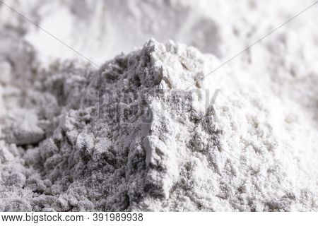 Powdered Titanium Dioxide Is Used To Treat Non-potable Water. Functioning As A Filter, Preventing Fo