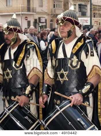 Herodian Soldiers