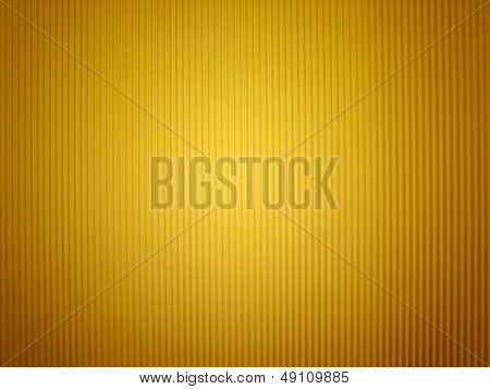 Yellow Background Abstract Style