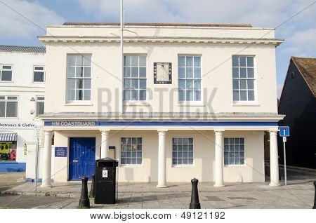 Coastguard Office, Poole, Dorset