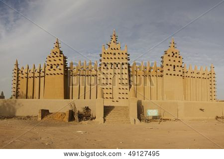 Djenne?, African City Of Mud