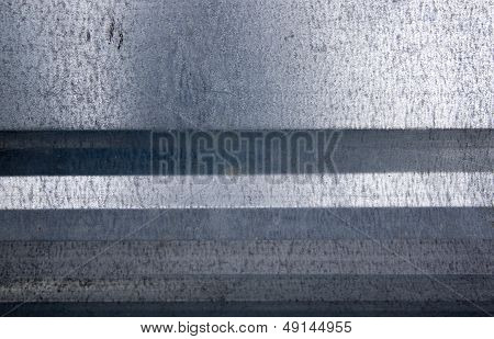 Galvanised Metal Sheet