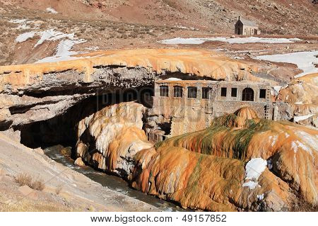 puente del inca,argentina