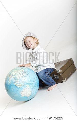 Happy time traveler
