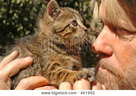 Man's Best Kitty