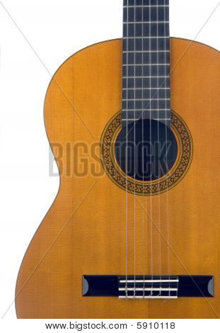 Classical Guitar Body