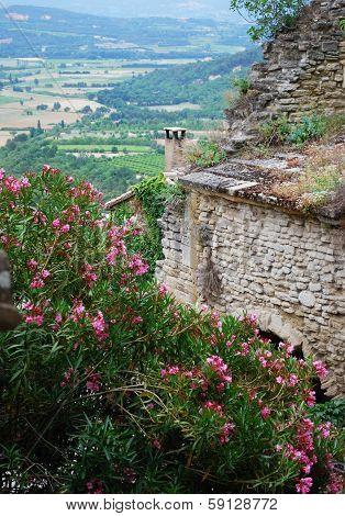 Countryside Landscape, France