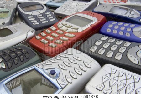 Old Mobile Phones 2