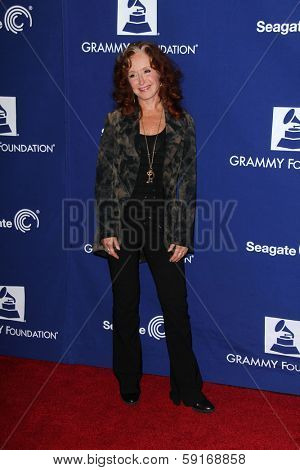 LOS ANGELES - JAN 23:  Bonnie Raitt at the