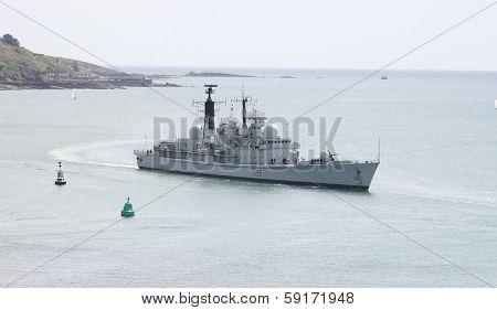 Destroyer HMS Gloucester D96