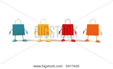 Bolso de compras