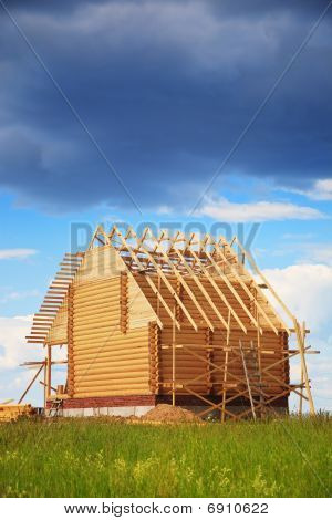 Wooden House, Construction