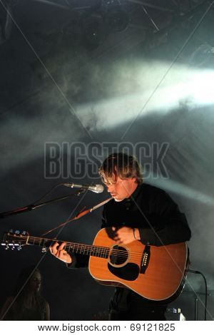 Ben Howard performs live at Somersault 2014