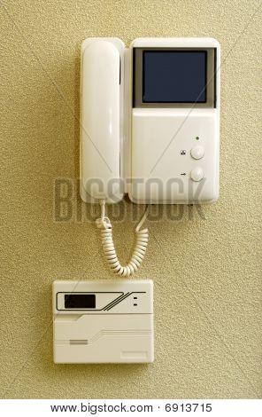 Intercom On The Wall