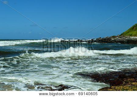 Rugged Hawaiian Coast