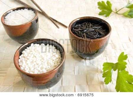 Rice Cups