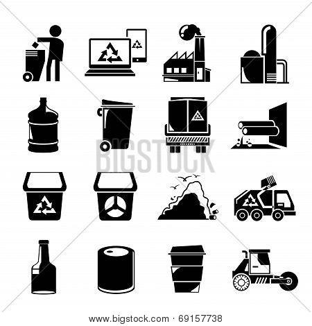 garbage icons