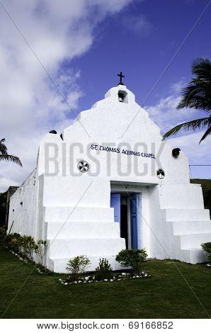 St. Thomas Aquinas Limestone Church