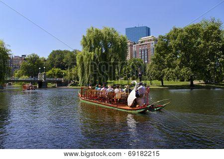 Boston, Parks