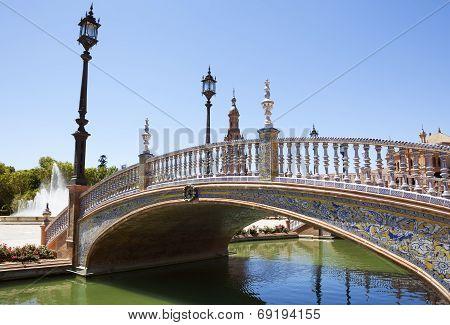 Spain Square Bridge