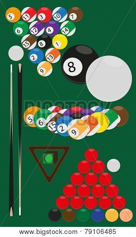 billard and snooker