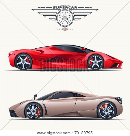 Super Car Design Concept