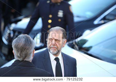 Former NYPD chief Joe Esposito