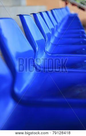 Empty Seat Stadium