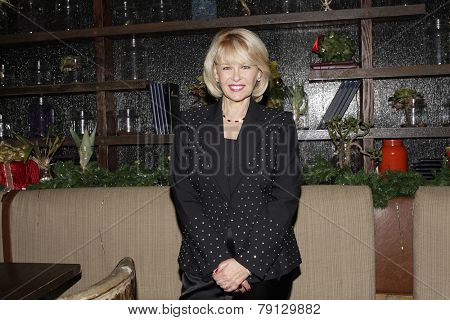 LOS ANGELES - DEC11: Ilene Graff at Scott Nevins Presents SPARKLE: An All-Star Holiday Concert to benefit The Actors Fund at Rockwell Table & Stage on December 11, 2014 in Los Angeles, California