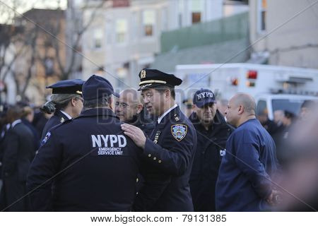 Deputy NYPD chief Thomas Chan