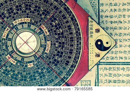 old feng shui compass