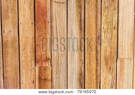 Wood Background With Knots And Nail Holes