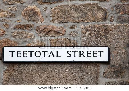 Teetotal Street