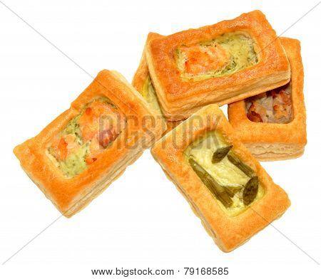 Puff  Pastry Vol Au Vents