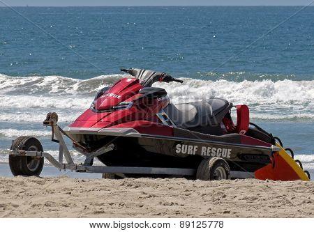 Lifeguard Rescue PWC