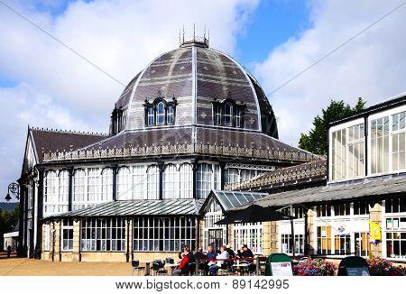 Octagon Hall, Buxton.