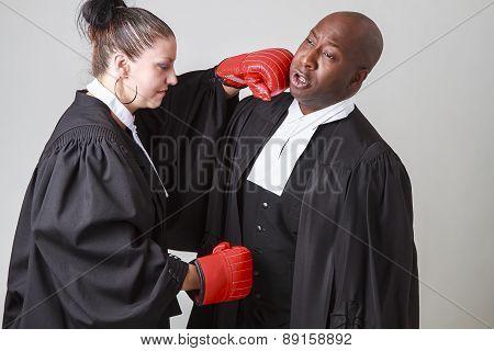 Lawful Combat