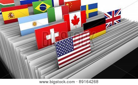 International Business Customer File Directory
