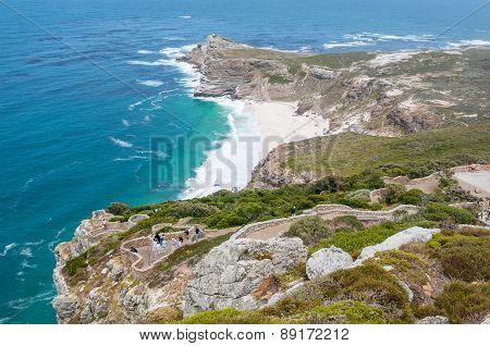 Dias Beach And The Cape Of Good Hope